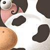 Strange cow