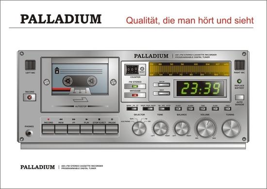 Vector Constructor: Palladium(Векторная графика и иллюстрация)