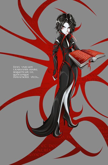 V-Best: Ведьма(Векторная графика и иллюстрация)