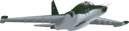Машины: СУ-25Т(Векторная графика и иллюстрация)