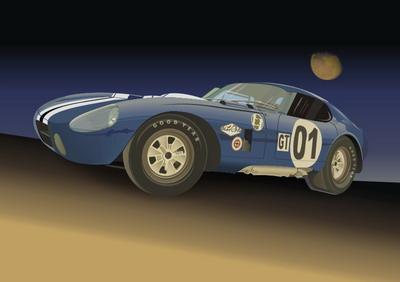 Машины: Avto-GT(Векторная графика и иллюстрация)