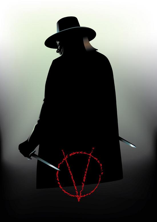 Vector Constructor: Vendetta(Векторная графика и иллюстрация)