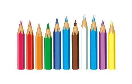 Vector Constructor: карандашики(Векторная графика и иллюстрация)