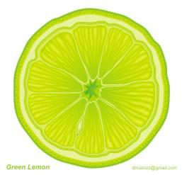 Vector Constructor: Lemon(Векторная графика и иллюстрация)