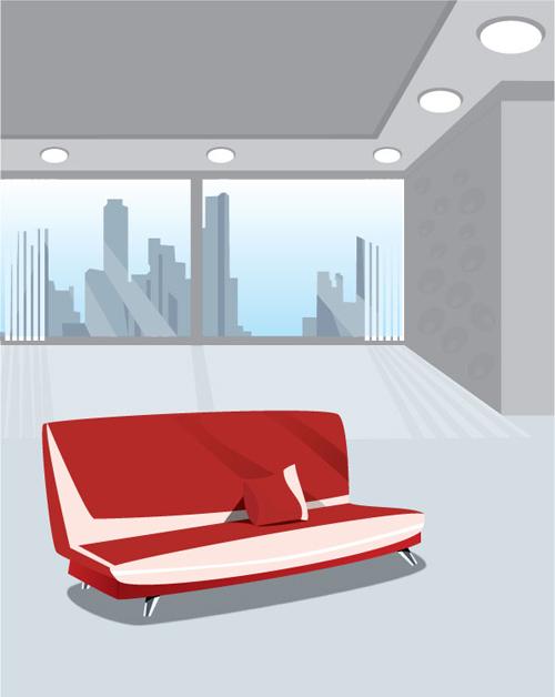 Vector Constructor: Мебельный салон(Векторная графика и иллюстрация)