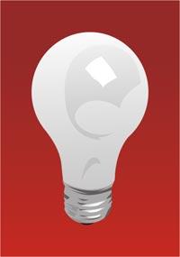 Vector Constructor: Лампочка!(Векторная графика и иллюстрация)