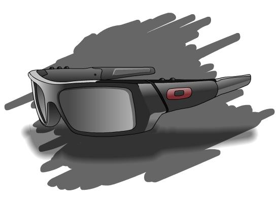 Vector Constructor: солнечные очки(Векторная графика и иллюстрация)