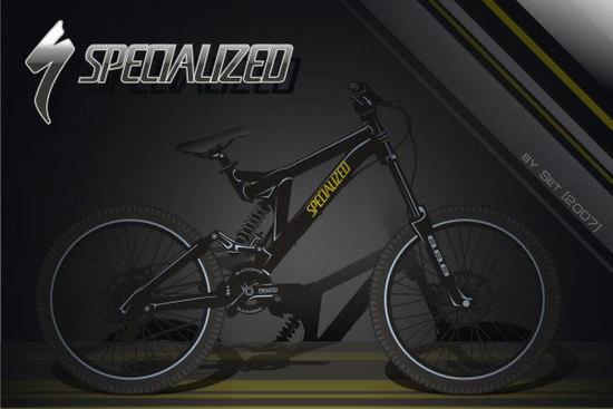 Машины: велосипед, велик, байк(Векторная графика и иллюстрация)