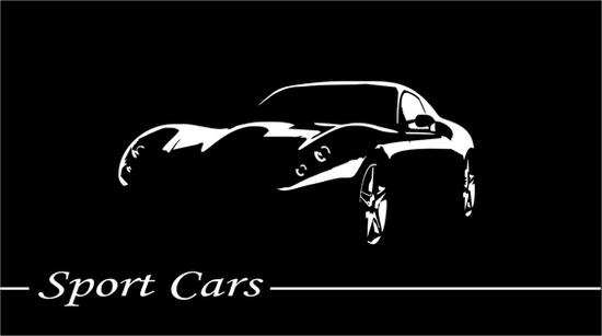 Машины: Super Cars(Векторная графика и иллюстрация)