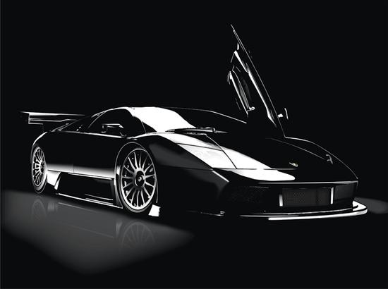 Lamborghini Murcielago R-GT '2004