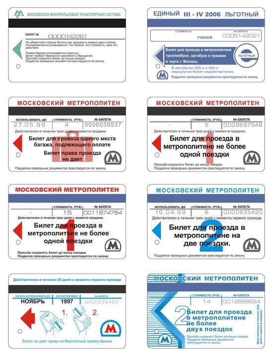 Vector Constructor: Билетики МЕТРОПОЛИТЕН(Векторная графика и иллюстрация)