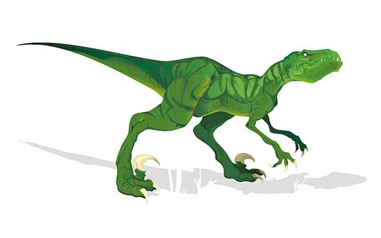 Vector Constructor: Raptor(Векторная графика и иллюстрация)