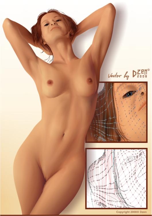 Vector Constructor: торс(Векторная графика и иллюстрация)