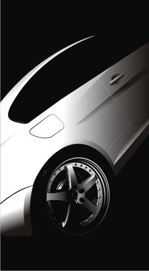 Машины: BMW+(Векторная графика и иллюстрация)