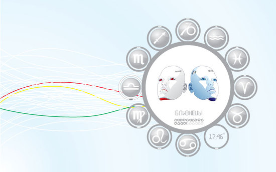 Vector Constructor: Час близнеца(Векторная графика и иллюстрация)