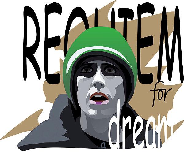 V-Best: Requiem for a dream(Векторная графика и иллюстрация)