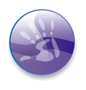 Vector Constructor: голубая_кнопочка(Векторная графика и иллюстрация)