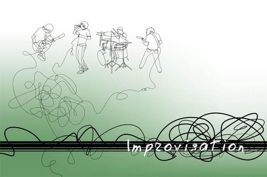 VGlow: Импровизация(Векторная графика и иллюстрация)