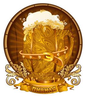 Vector Constructor: beer(Векторная графика и иллюстрация)