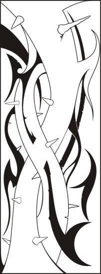 Узоры: Еще узорчик(Векторная графика и иллюстрация)