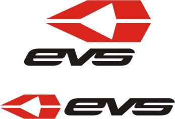 Машины: Логотип  EVS Sports(Векторная графика и иллюстрация)