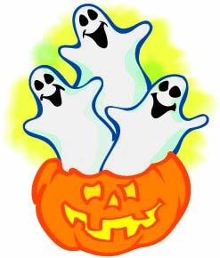 copy: Ghosts(Векторная графика и иллюстрация)