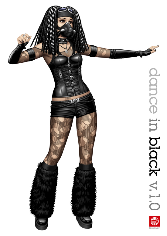 Dance In Black v.1.0