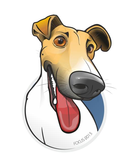 """Vector Constructor: """"FOCUS"""" MY DOG(Векторная графика и иллюстрация)"""