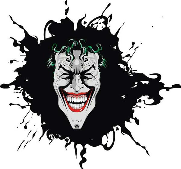V-Best: joker(Векторная графика и иллюстрация)