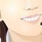 Japan girl smiling