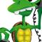 Turtle DJ