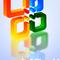 логотип пакета программ Офис 2007