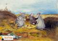 мыши на привале
