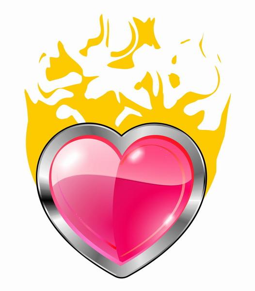 V-Best: Сердце(Векторная графика и иллюстрация)