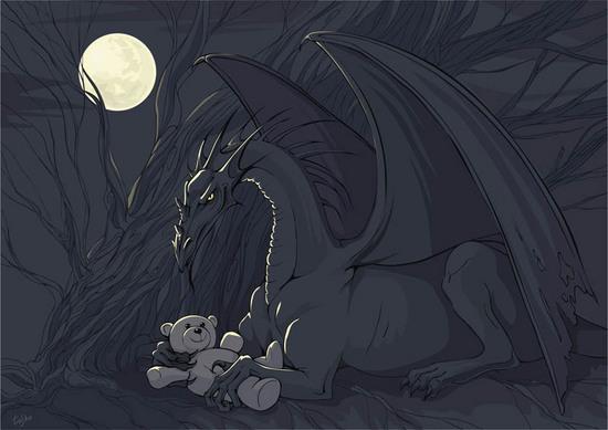 V-Best: Драконище(Векторная графика и иллюстрация)
