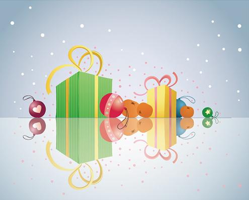 Xara X: новогоднее(Векторная графика и иллюстрация)