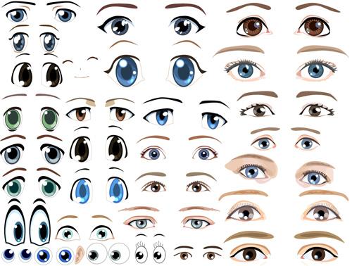 VGlow: Глаза(Векторная графика и иллюстрация)