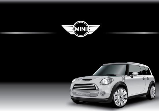 Машины: MINI(Векторная графика и иллюстрация)