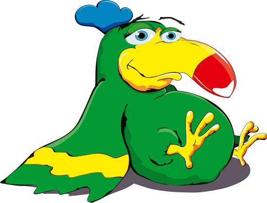 Фернанд попугай!!!