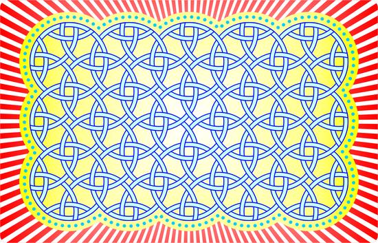 Узоры: Round ornament(Векторная графика и иллюстрация)