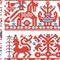 Великорусскiе и Малороссiйскiе узоры часть2