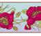 цветочный орнамент с маками